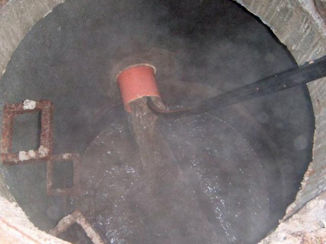 Hydrokan - Czyszczenie rur kanalizacyjnych