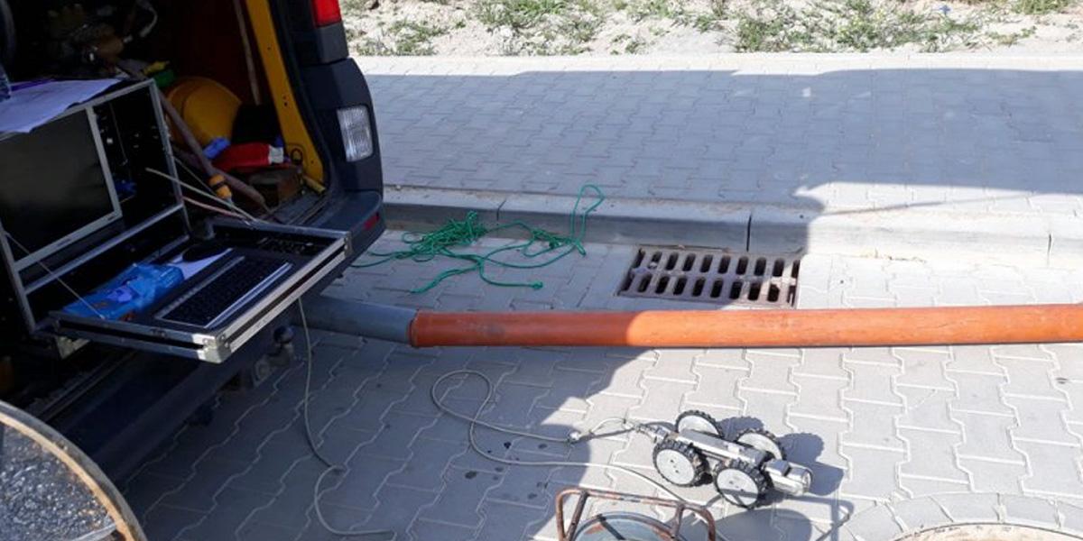 HYDROKAN - Usługi kanalizacyjno-inspekcyjne