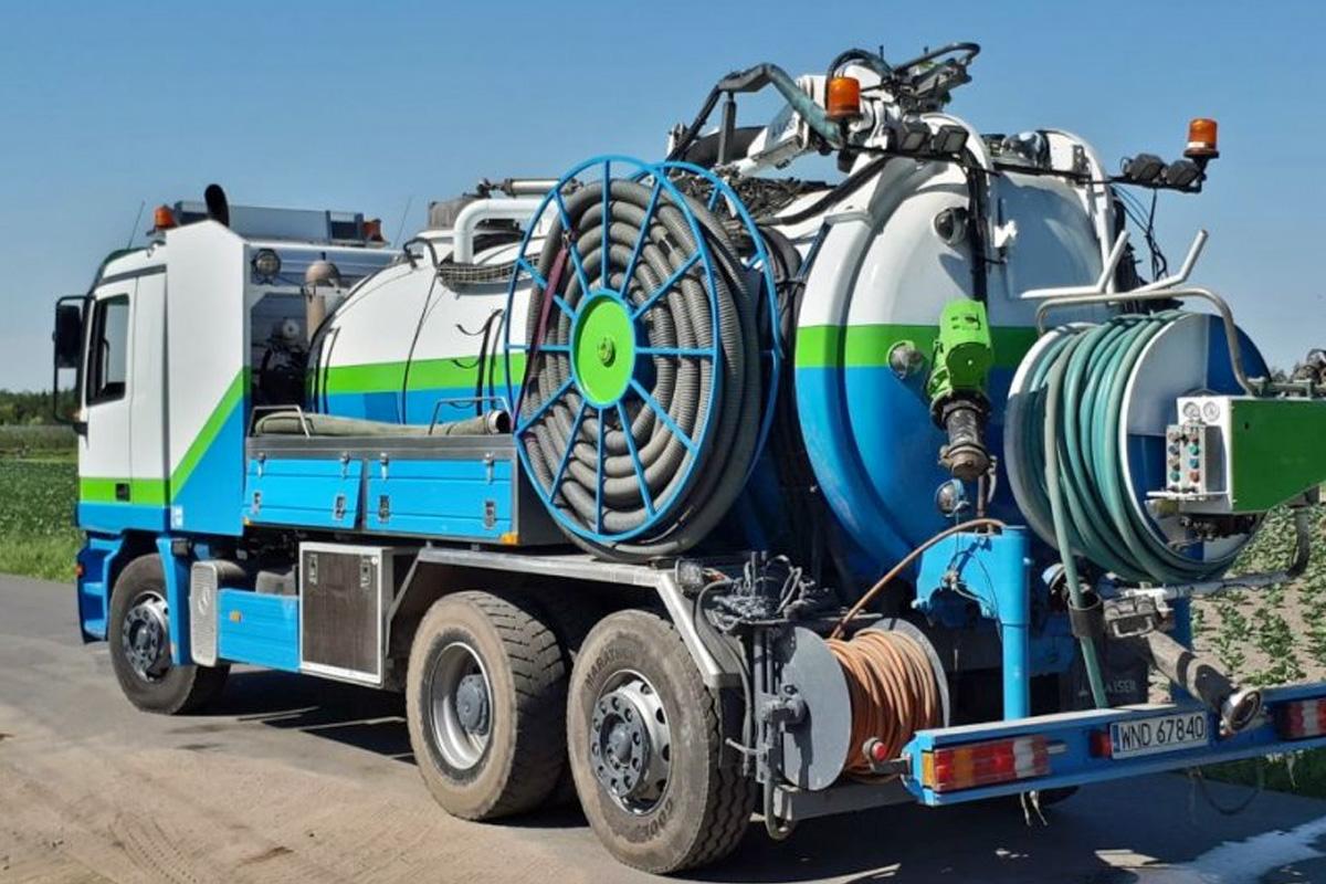 Hydrokan - Usługi kanalizacyjno-inspekcyjne WUKO KAISER
